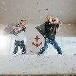 Alimente a criatividade: como entreter os filhos dentro de casa