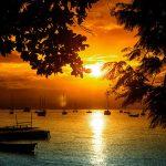 4 lugares incríveis para ver o pôr-do-sol em Florianópolis